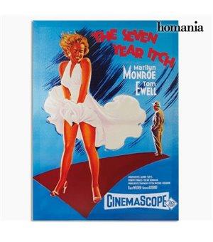 Marilyn Monroe Das verflixte siebte Jahr Leinwanddruck 50 x 70