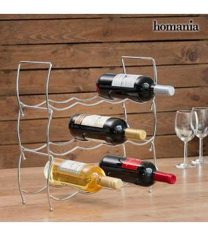 Stapelbares Flaschenregal Homania (12 Flaschen)