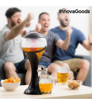 World Cup InnovaGoods Bierspender mit LED