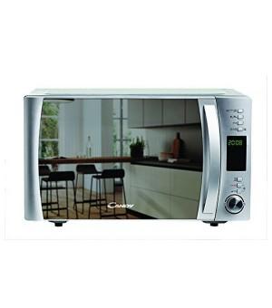 Mikrowelle mit Grill Candy CMXG25GDSS 25 L 1000W Edelstahl