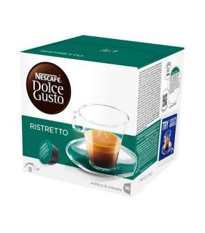 Kaffeekapseln Nescafé Dolce Gusto 41640 Espresso Ristretto (16 uds)