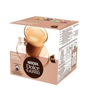 Kaffeekapseln Nescafé Dolce Gusto 96350 Espresso Macchiato (16 uds)