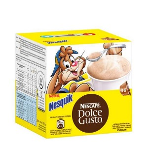 Kaffeekapseln Nescafé Dolce Gusto 62183 Nesquik (16 uds)