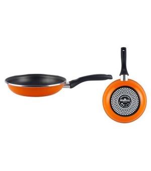 Pfanne Magefesa Valencia Ø 30 cm Schwarz Orange