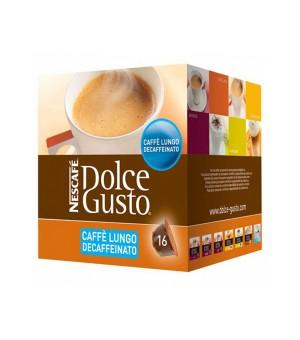 Kaffeekapseln Nescafé Dolce Gusto 94331 Caffè Lungo Decaffeinato (16 uds)