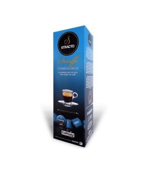 Kaffeekapseln Stracto 80637 Decaffe (80 uds)