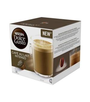 Kaffeekapseln Nescafé Dolce Gusto 45831 Café Au Lait Intenso (16 uds)