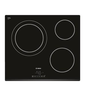 Platte aus Glaskeramik BOSCH PKK631B18E 60 cm (3 Kochbereiche)