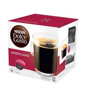 Kaffeekapseln Nescafé Dolce Gusto 43352 (16 uds) Amerikanisch