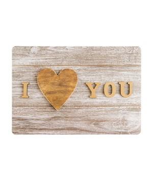 Romantic Love Tischuntersetzer