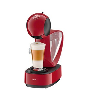 Kapsel-Kaffeemaschine Dolce Gusto Infinissima Krups KP1705 1,2 L Rot