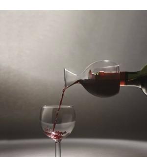 Weinkaraffe aus Glas 142427