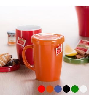 Tasse mit Deckel (380 ml) 144706