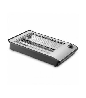 Toaster COMELEC TP7064 600 W Schwarz Edelstahl