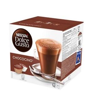 Kaffeekapseln Nescafé Dolce Gusto 12045470 (16 uds) Chococino