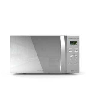 Mikrowelle mit Grill Cecotec ProClean 9110 30 L 1000W Silberfarben