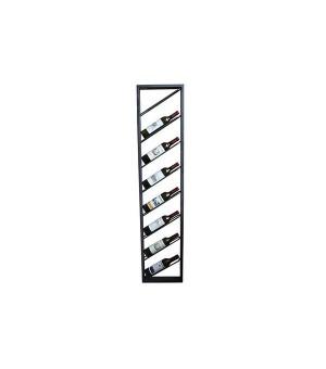 Flaschenregal Metalic Angestrichenes eisen (36 X 6 x 160 cm)