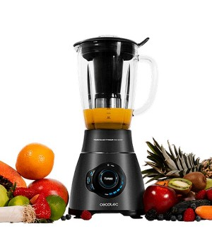Standmixer Cecotec Power Black Titanium 1800 Smart 2,1 L 1800W