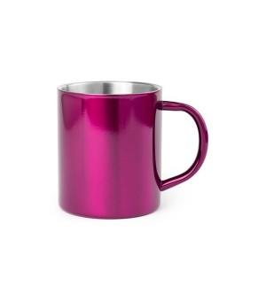 Edelstahltasse (280 ml) Zweifarbig 144656