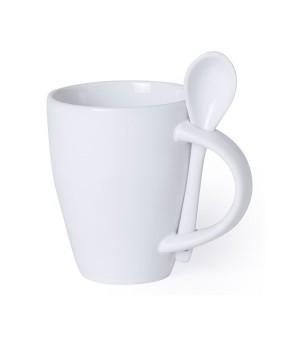 Tasse mit Löffel (300 ml) 145688