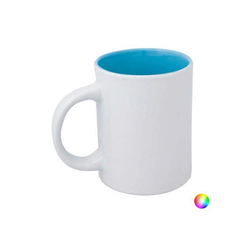 Keramiktasse (370 ml) Zweifarbig 149464