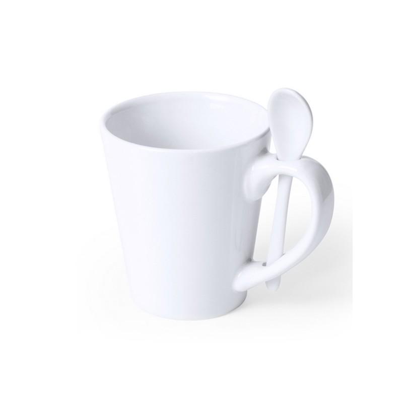 Tasse mit Löffel (350 ml) 145184
