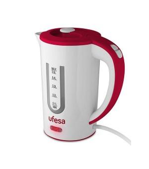 Wasserkocher UFESA HA7010 0,5 L 800W Blanco