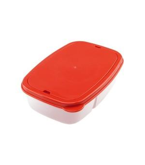 Lunchbox mit Besteckteil (1...