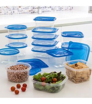 Lunchbox-Set Eh 15 Stücke