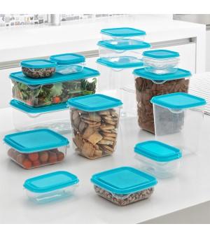 Lunchbox-Set Tb 17 Stücke