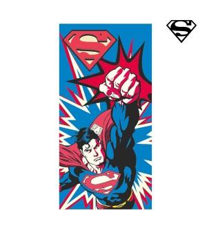 Superman Strandhandtuch