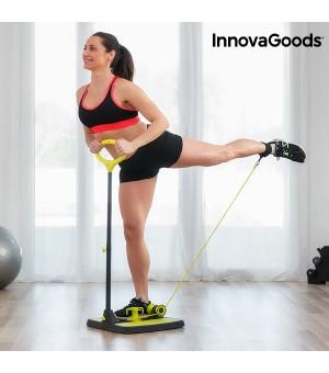 InnovaGoods Fitness Plattform für Beine und Po mit Übungsanweisungen