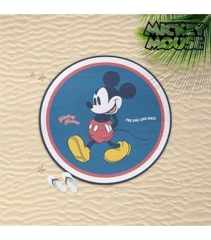 Strandbadetuch Mickey Mouse 78047