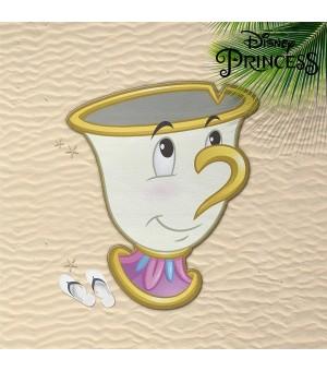 Strandbadetuch Princesses Disney 70835