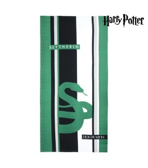 Handtuch Slytherin Harry Potter 74126