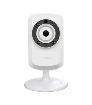 IP Kamera D-Link DCS-932L IR Wifi Weiß