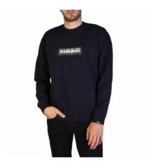 Napapijri Herren Sweatshirts Blau - BOX C_N0YKBU