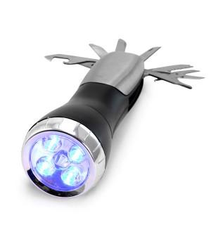 Multi-Tool Taschenlampe LED...