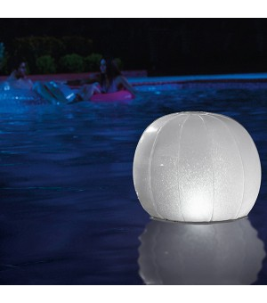 Aufblasbarer LED-Poolballon Intex