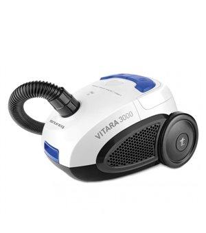 Staubsauger mit Beutel Taurus Vitara 3000 New 2 L 800W 80 dB (B) Weiß Blau Schwarz