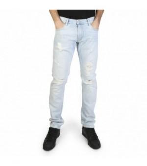 Rifle Herren Jeans Blau -...