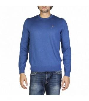 Napapijri Herren Pullover Blau - N0YGPB