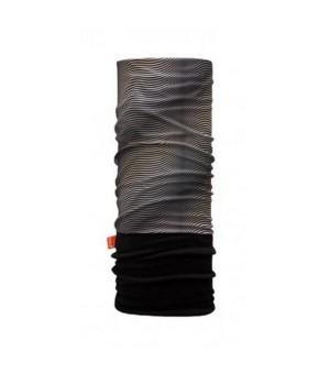 Schlauchtuch Wind X-Treme Black Waves Polyester