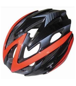 Fahrradhelm für Erwachsene Atipick Rot (Größe l)