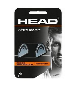 Schwingungsdämpfer Head Xtra Damp Gummi Grau