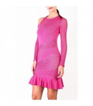 Pinko Damen Kleider Violett...