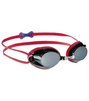 Erwachsenen-Schwimmbrille Nike 93011-627 Rot (Einheitsgröße)