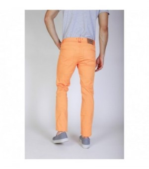 Jaggy Herren Hosen Orange -...