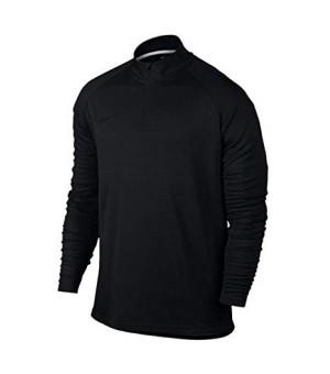 Trainings-Sweatshirt für Erwachsene Nike Dry Academy Top Schwarz