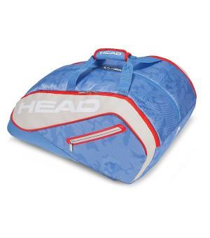 Tasche für Paddles Head Tour Team Blau
